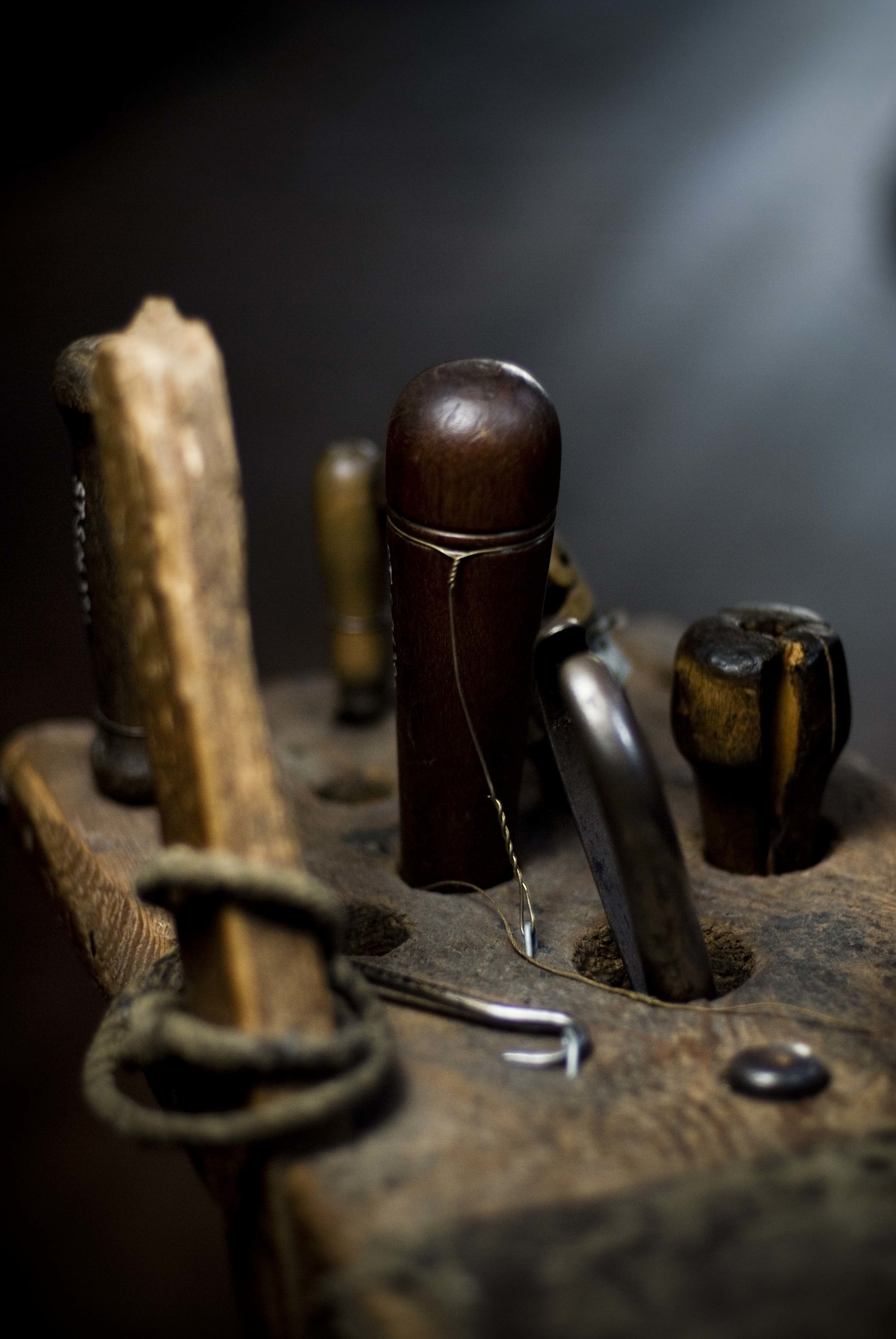 Sail-makers tools